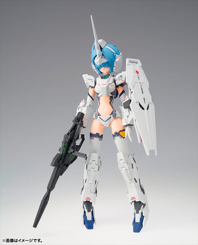 MS Girl Gundam Unicorn Gundam Unicorn
