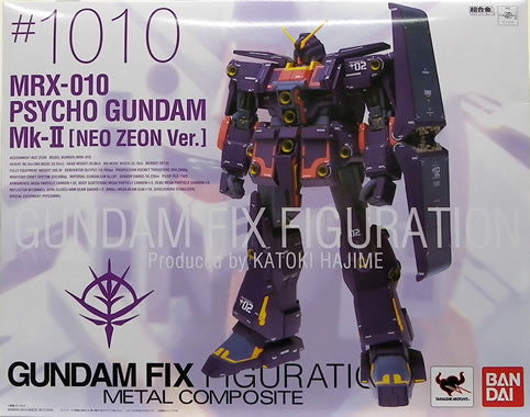 #1010 Gundam Fix Figuration Metal Composite Psyco Gundam Mk-II  METAL COMPOSITE