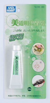 Mr. Beautifully Transparent Adhesive Glass Glue