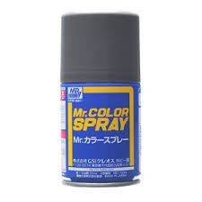 Mr. Color Spray 28 Steel Metallic Primary