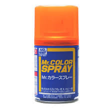 Mr. Color Spray 49 Clear Orange Gloss