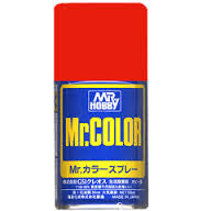Mr. Color Spray 68 Red Madder Gloss