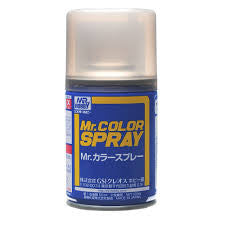Mr. Color Spray 101 Smoke Gray Gloss
