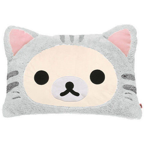 Korilakkuma - Cat Cushion Pillow
