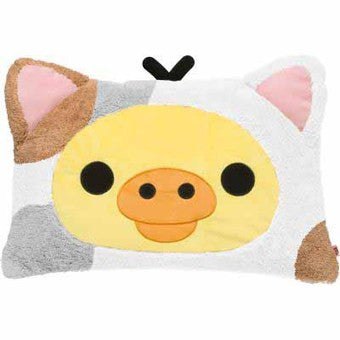 Kiiroitori - Cat Cushion Pillow