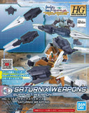HG 1/144 Saturnix Weapons