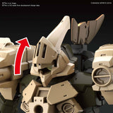 30MM 1/144 #OP-22 Option Armor for Defense Operations [Cielnova Exclusive / Sand Yellow]