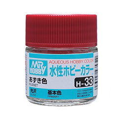 Aqueous Hobby Color - H33 Gloss Russet (Primary)