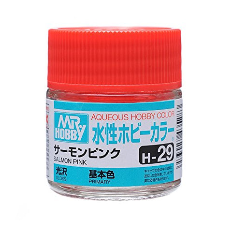 Aqueous Hobby Color - H29 Gloss Salmon Pink (Primary)