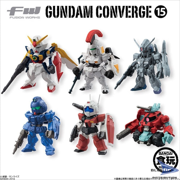 FW Gundam Converge Vol. 15 (1 pc)