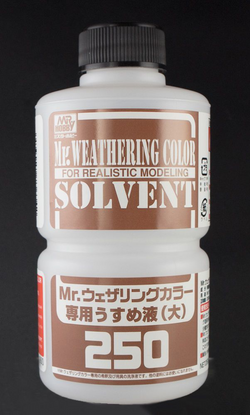 Weathering Color Thinner - 250 mL
