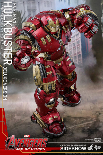 Hulkbuster Deluxe Version Sixth Scale Figure by Hot Toys (Display Model)