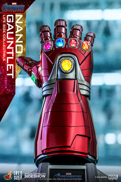 Nano Gauntlet Life-Size Replica by Hot Toys (Display Item)