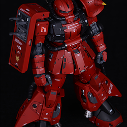 SIMP Models: MK-18 Zaku II High Mobility Type (GTO STYLE) Resin