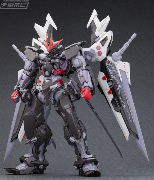 Pre-Order Hi-Resolution Model 1/100 Gundam Astray Noir