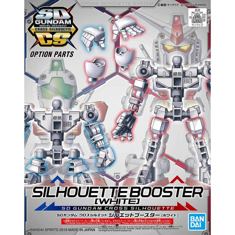 SDCS #OP-03 Silhouette Booster [WHITE]