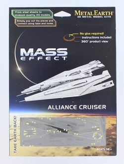 Metal Earth: Alliance Cruiser