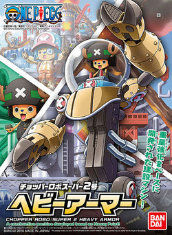 [ONE PIECE] Chopper Robo Super 2 Heavy Armor