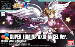 Pre-Order Super Fumina Axis Angel Ver. HGBF 1/144
