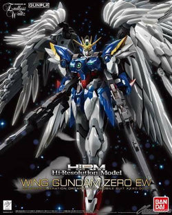 Hi-Resolution Wing Gundam Zero EW