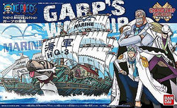 [ONE PIECE] Grand Ship Collection #08 Garp's Warship