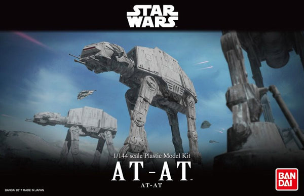 Pre-Order Star Wars: AT-AT 1/144
