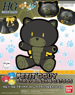 #10 Petitgguy Stray Black & Cat Costume HG 1/144