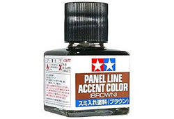 Tamiya Panel Line Accent: Brown