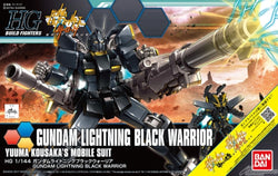 Lightning Black Warrior HGBF 1/144