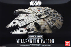 Bandai Star Wars 1/72 Scale PG - Millennium Falcon [Standard Version]