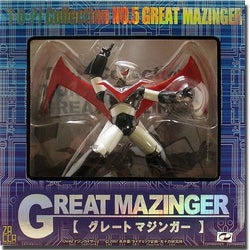 T.O.P ! Collection No.5 Great Mazinger