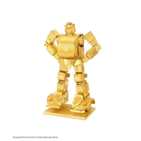 Bumblebee Transformers GOLD