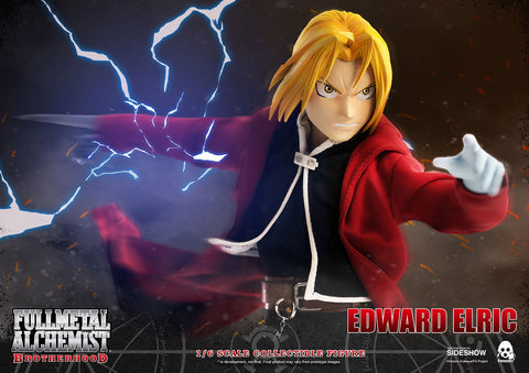 Edward Elric - Full Metal Alchemist - Sixth Scale Figure by ThreeZero