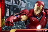Iron Man Mark III Deluxe Version Quarter Scale Figure by Hot Toys