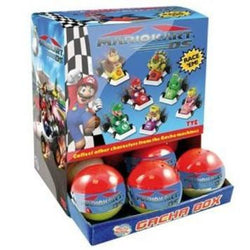 Mario Kart DS - Pull Back Racers - Set of 7 Racers (1 piece Style May Vary)