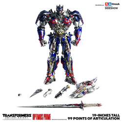 Optimus Prime Premium Scale Collectible Figure - Transformers: The Last Knight (ThreeA)