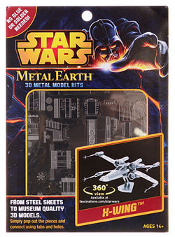 Star Wars X-Wing - Metal Earth 3D Laser Cut Model