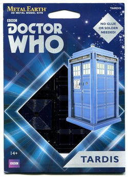 Tardis Doctor Who BLUE