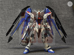 Side 3 Resin Kit- Freedom Gundam 1/100 MG