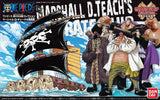 [ONE PIECE] Grand Ship Collection #11 Marshall D. Teach's Pirate Ship