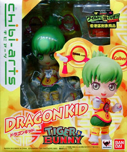 Dragon Kid (Tiger & Bunny) Chibi-Arts