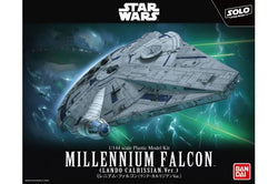 Bandai Star Wars 1/144 Scale - Millennium Falcon (Lando Calrissian Version)