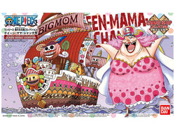 #13 Big Mom's Pirate Ship Grand Ship Collection ONE PIECE