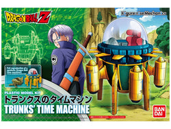 Figure-rise Mechanics - Trunks' Time Machine