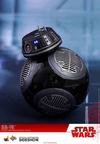 BB-9E Sixth Scale Figure - Star Wars: The Last Jedi Hot Toys