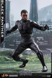 Black Panther Sixth Scale Figure by Hot Toys