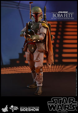 Boba Fett Sixth Scale Figure - Star Wars Episode V (Hot Toys)