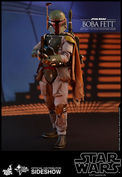 Boba Fett Sixth Scale Figure - Star Wars Episode V Hot Toys