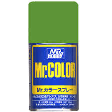 Mr. Color Spray 64 Yellow Green Gloss