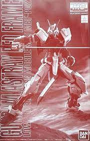 P-Bandai MG 1/100 Astray Red Frame